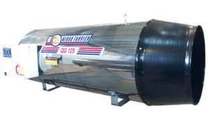 جت هیتر موشکی گازی سری QG-125 QG-125 جت هیتر موشکی گازی سری QG مخصوص کارخانه جات و مرغداریها می باشد. جنس بدنه و کوره جت هیتر موشکی به ترتیب از جنس استنلس استیل و استنلس استیل نسوز می باشد. مجهز به دو الکترود جرقه زن و شعله پخش کن مخصوص با زوایه محاسبه شده شعله پخش کن دو مرحله ای Two Step با طراحی ویژه جهت اختلاط سوخت و هوا و فرم دهی به شعله شعله پخش کن تهیه شده از توری استنلس استیل نسوز دو لایه قابلیت نصب سیستم اتوماتیک سوخت رسانی قابلیت نصب ترموستات اتاقی می باشد. تک موتوره بدون دودکش می باشد. ظرفیت حرارتی :110,000 kcai/hr ظرفیت هوادهی: 6500 cfm متراژ تحت پوشش:4000 m³ مصرف سوخت:8.5 متر مکعب در ساعت وزن:52kg 1- مخصوص گارخانجات و مرغداریها 2- گازی 3- بدون دودکش تلفن تماس : 09199762163 - 09120578916 ارسال به سارسر کشور