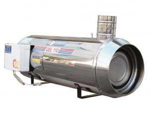 جت هیتر تک موتوره دودکش دار گازوئیلی QEL110 جت هیتر گازوئیلی تک موتوره بدون باک QEL110 نیرو تهویه البرز با ظرفیت حرارتی 60.000 کیلو کالری، مناسب برای فضای 500-1500 متر مکعب ویرگی فنی دستگاه : مدل دستگاه: QEL110 - NTA نوع: گازوئیل سوز کاربری: تک موتوره - دودکش دار - بدون باک جنس: استیل پوشش سطح: کروم برچسب مصرف انرژی: B سیستم اگزوز: دودکش دار گرمایش اسمی: - Kcal 60.000 توان خروجی: - Kw 67 ظرفیت حرارتی: - Kcal/h 50.000 الی 60.000 ظرفیت هوادهی: CFM 3000 حداکثر مصرف گازوئیل: - Kg/h 8 حجم باک: ندارد کلاس عایق: F توان موتور: - Kw 0.370 نوع برق مصرفی تک فاز: - 220 ولت ابعاد: - mm 540x520x1420 وزن: - Kg 55 کشور سازنده: ایران گارانتی: شرکت نیرو تهویه البرز مدت گارانتی: 12 ماه نصب رایگان ندارد ارسال به سراسر کشور تلفن تماس: 09199762163 - 09120578916