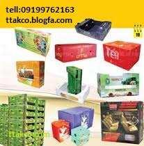 انواع ورق و شیت کارتن پلاست برای مصارف مختلف و در سایز های مختلف