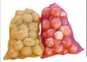 تور راشل - بسته بندی سیب زمینی و پیاز