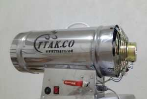 جت هیتر گازی 30 کیلووات - مناسب برای گرمایش